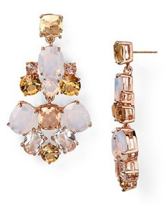 Kate Spade New York Chandelier Earrings, $89USD