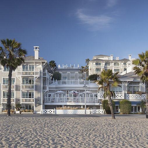 Shutters on the Beach in Santa Monica