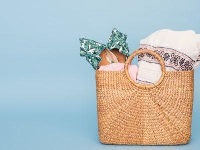 Beach bag | Mary Zavaglia